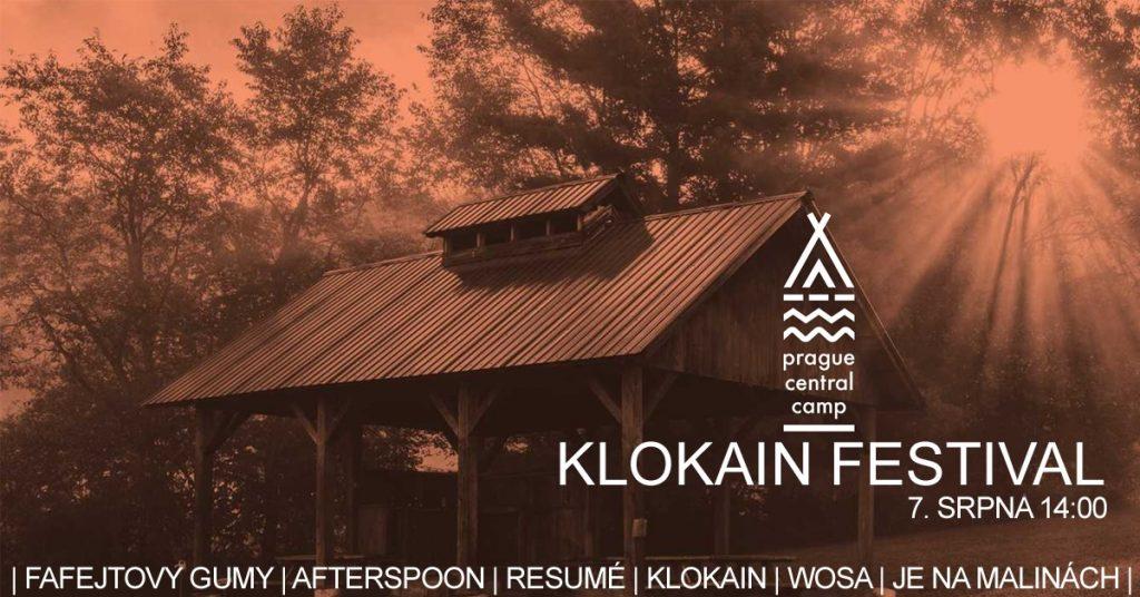 Klokain Festival, Praha @ Prague Central Camp